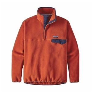 Patagonia Synchilla Snap T Pullover Fleece